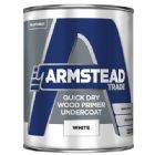 Armstead Trade Acrylic Wood Primer Undercoat 1 Litre